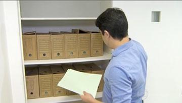 O JN apresentou uma matéria muito interessante sobre guarda de documentos