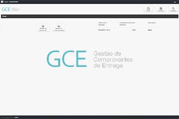 Gerenciamento e Comprovação de Entrega (GCE)